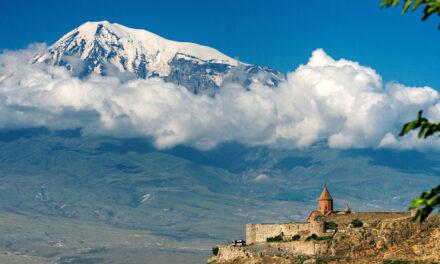 Monte Ararat, la tumba del Arca de Noé