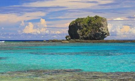 Las pintorescas Islas de Mamanuca