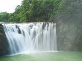 Shifen, la pequeña Niagara de Taiwan