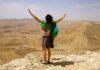 Desierto del Néguev, entre cráteres y ruinas