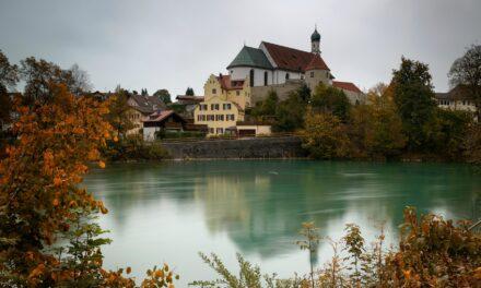 Fussen, una pequeña y encantadora ciudad alemana
