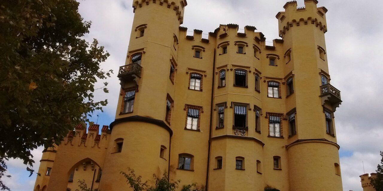 Castillo de Hohenschwangau, el legado de la realeza