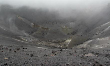 Volcán Puracé, la Montaña de Fuego
