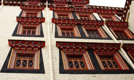 Monasterio Songzanlin, ciudad monástica de Yunnan