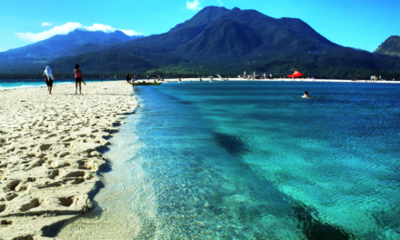 Isla Camiguín, una isla diferente