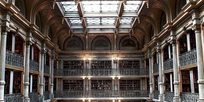 Biblioteca-George-Peabody