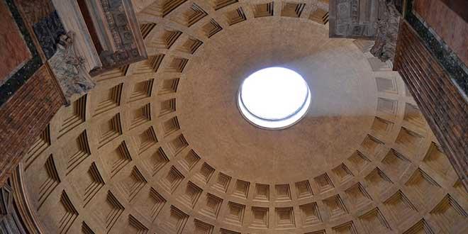 Cúpula Panteón Agripa
