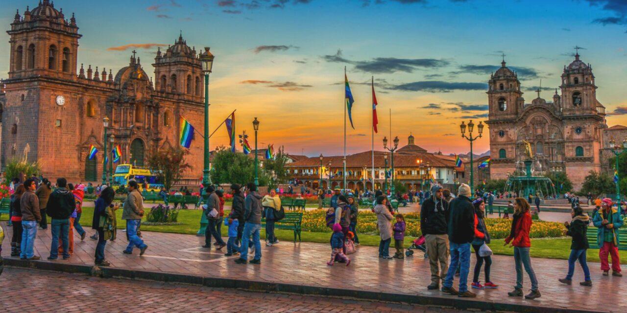El Ombligo del Mundo, Cuzco