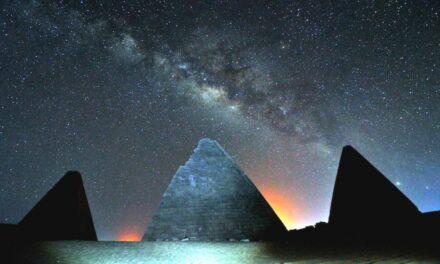 La Montaña Sagrada y el Tesoro de Sanam