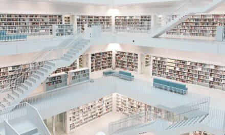 12 espectaculares bibliotecas que debes conocer (I)