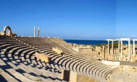 Leptis Magna, Libia: la Roma junto al mar