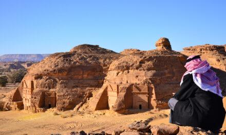 Madain Saleh, secretos del desierto