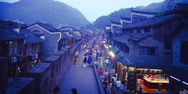 Murallas de Fenghuang