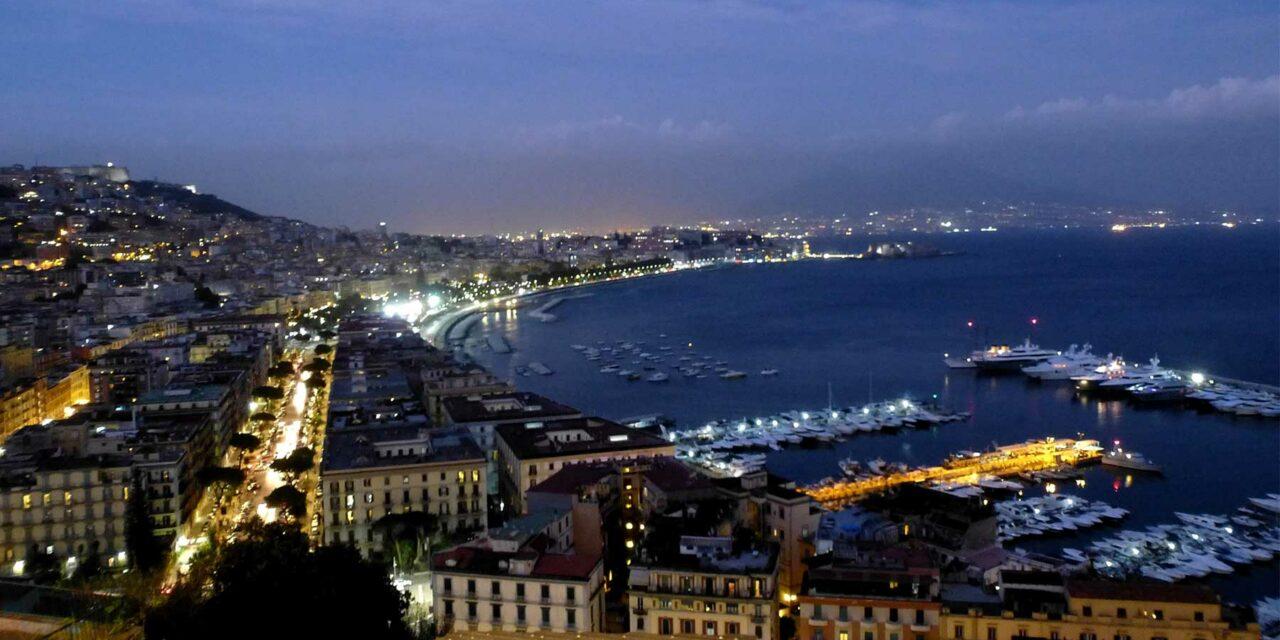 Nápoles y Fellini