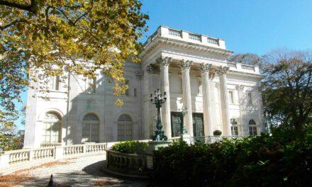 Newport y sus magníficas mansiones