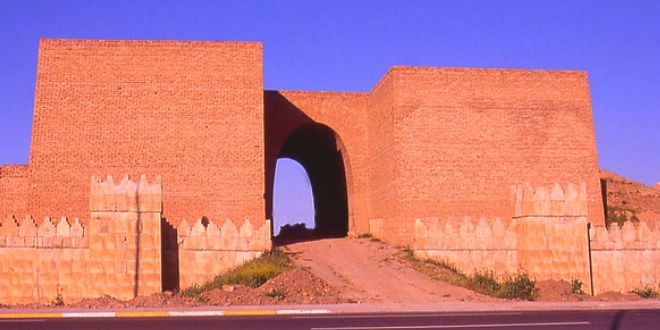 Ninive Gate