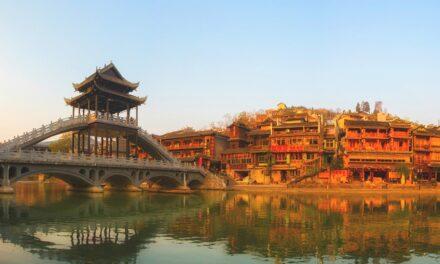 Phoenix, la mítica ciudad del Ying y el Yang
