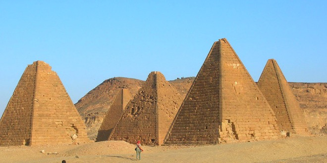 Piramides de Jebel Barkal