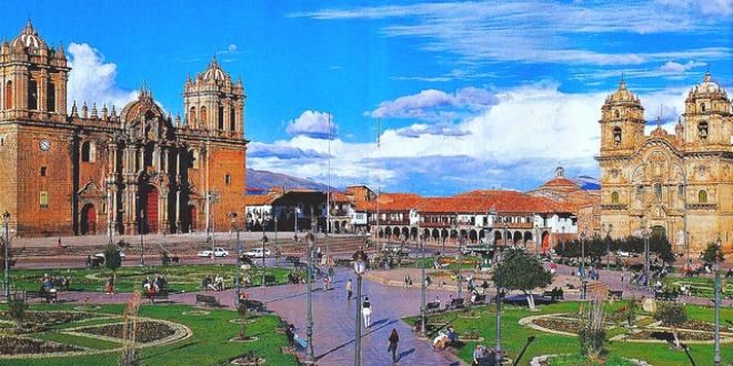 Plaza Hucaypata