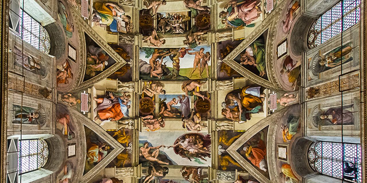 La Capilla Sixtina, una maravilla renacentista