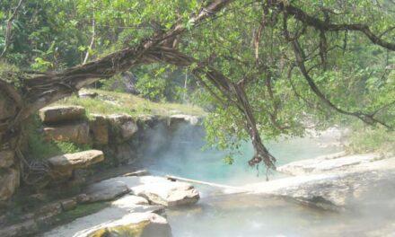 El Río Hirviente del Dorado