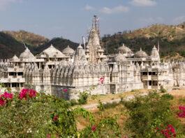 El templo escondido de Ranakpur, India