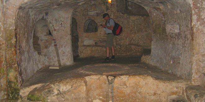 Sala Hipogeo Malta