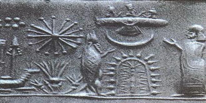 Sello de Nínive