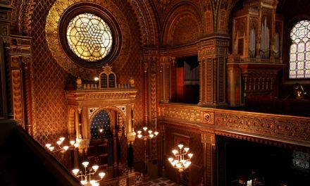 La Sinagoga más bella del mundo es Española