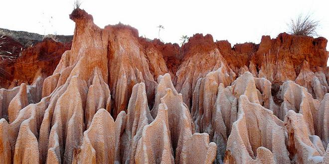 Viajar a otro planeta en Tsingy de Bernaraha