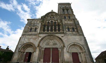 Vézelay, arte y religión