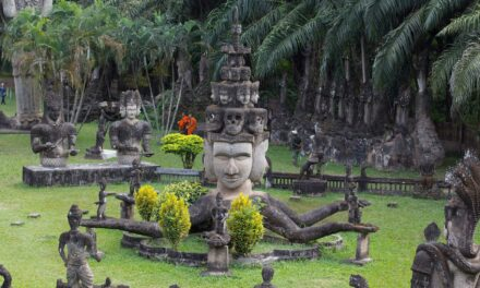 6 razones para visitar Vientiane