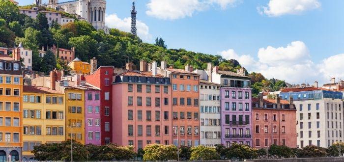Barrios históricos de Lyon (Francia) Barrios Patrimonio de la Humanidad