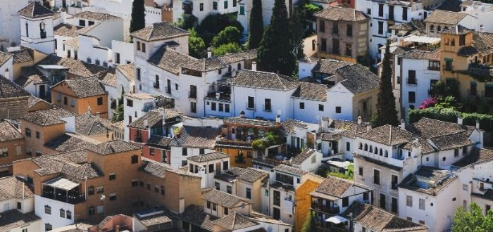 Albaicín (Granada, España)