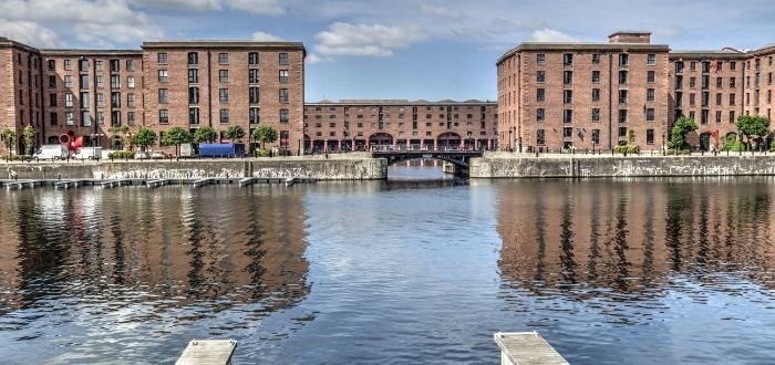 Ciudad marítima y mercantil de Liverpool (Inglaterra) Barrios Patrimonio de la Humanidad