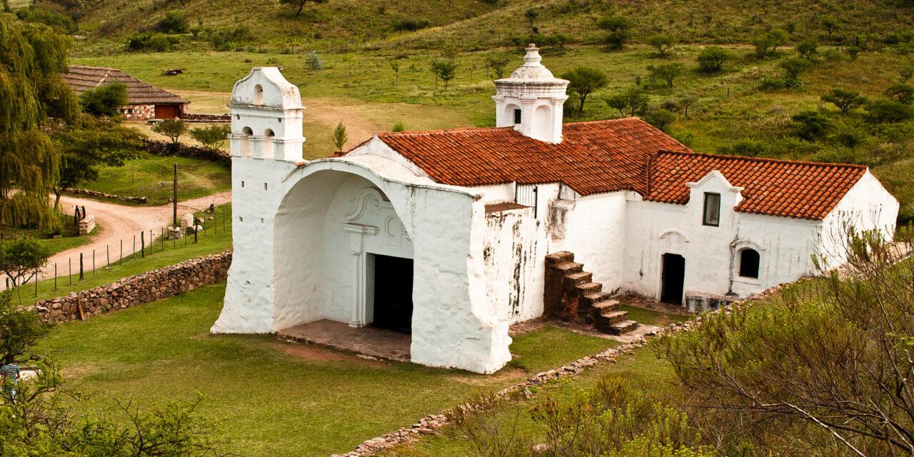 Iglesias notables y remotas de Argentina