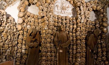La diabólica cripta de los Capuchinos