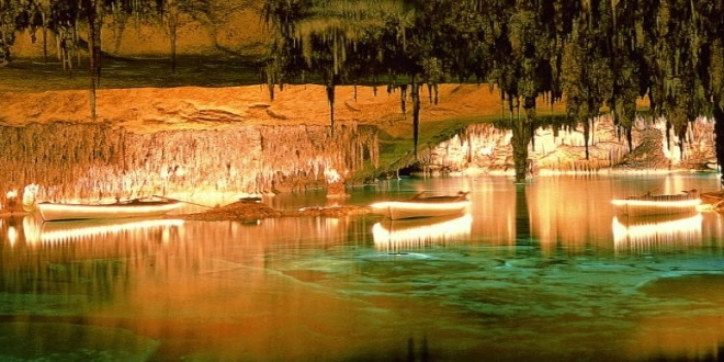 cuevas del drac palma de mallorca