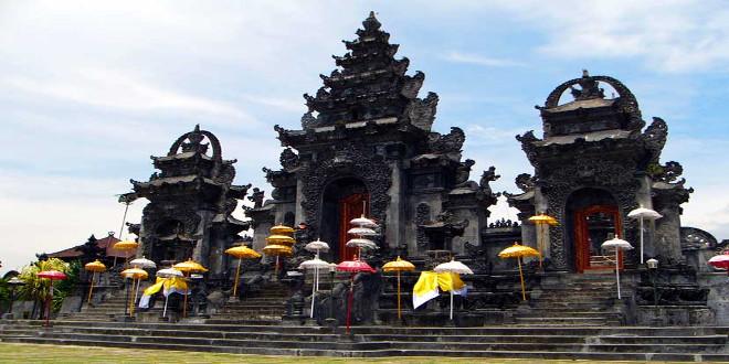 templo Pura Jagatnatha de Indonesia
