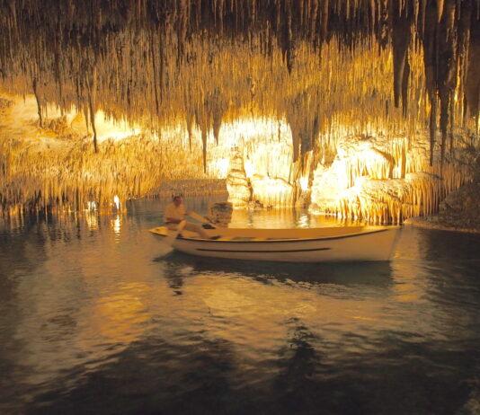 Las cuevas del Drac en Palma de Mallorca