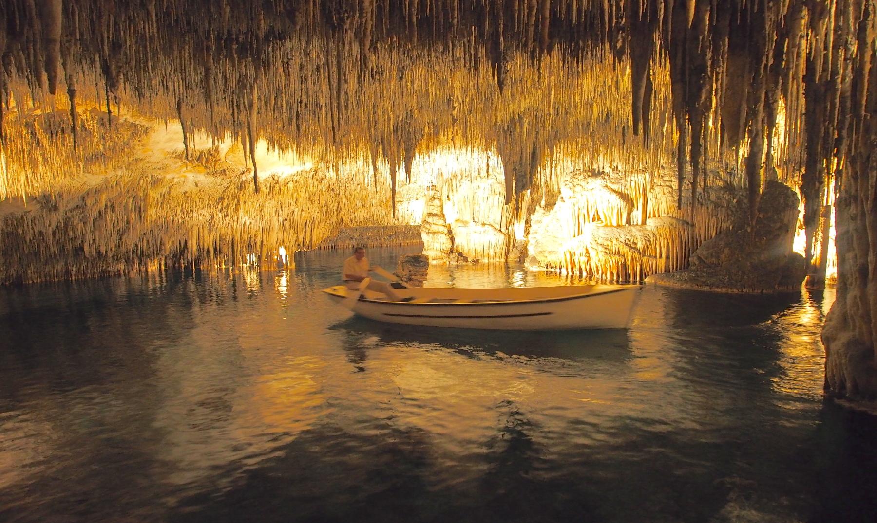 Las cuevas del drach en palma de mallorca el viajero feliz - En palma de mallorca ...