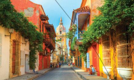 Cartagena de Indias, la ciudad del sol en Colombia