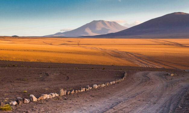Una visita al desierto de Siloli en 2016