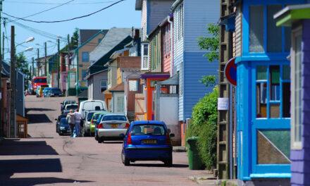 San Pierre y Miquelón, cuando Francia conoció América