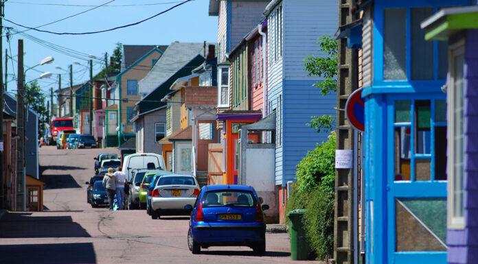 San Pierre y Miquelon, cuando Francia conoció América