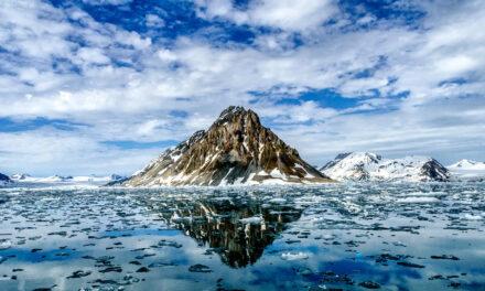 Svalbard, el hogar de la Reina del Hielo