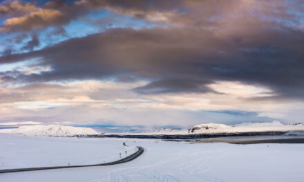 El lago Þingvallavatn, un santuario en Islandia
