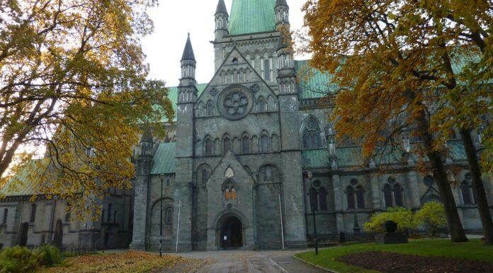 Catedral de Nidaros, obra maestra del gótico nórdico
