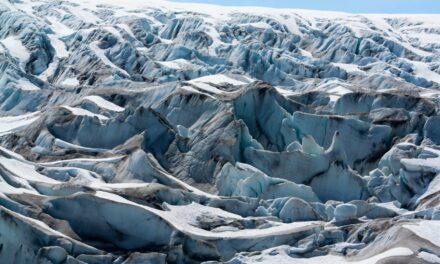 Parque nacional de los fiordos de Kenai, un tesoro de hielo