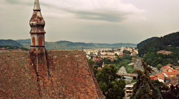 Sighisoara, entre casas medievales y vampiros